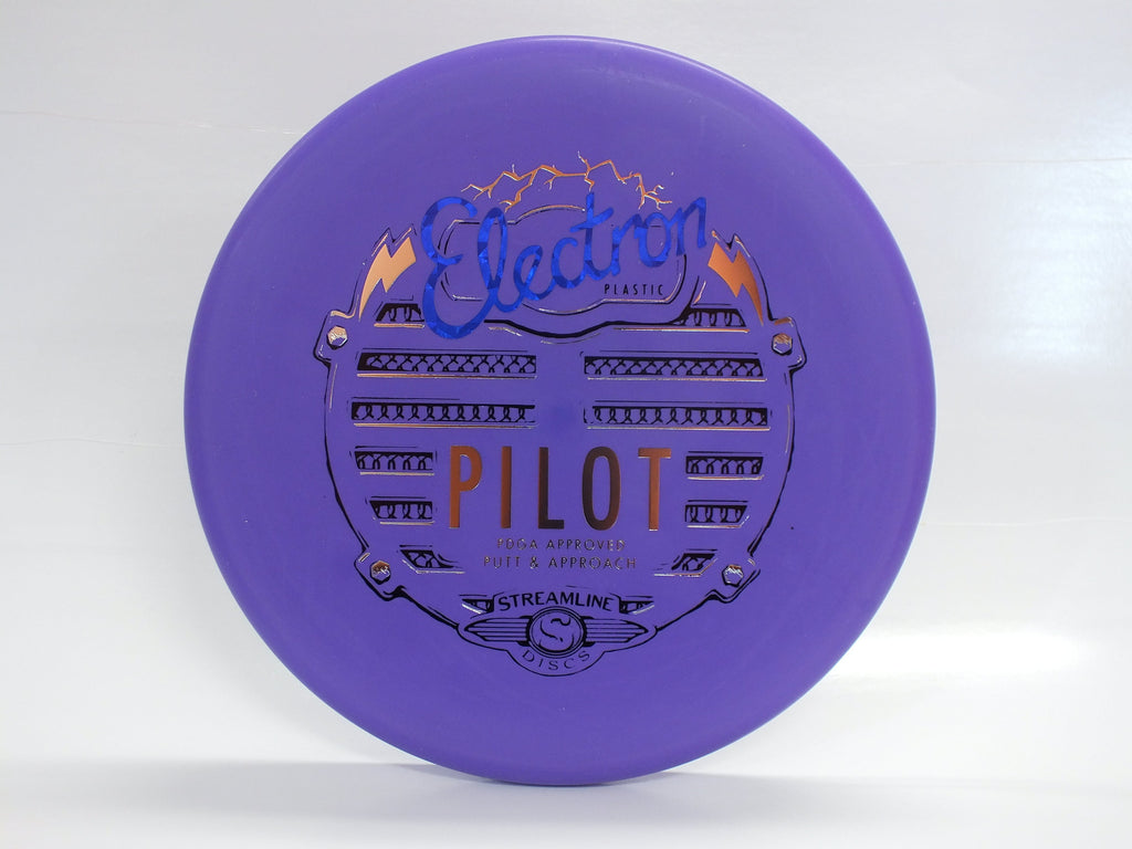 Streamline Pilot Putter - Streamline Putter - Disc 2 Basket Disc Golf Store
