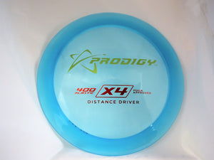 Prodigy X4 Distance Driver - Prodigy Distance Drivers - Disc 2 Basket Disc Golf Store