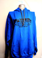 Shattered Chains Hoodie - Shattered Chains - Disc 2 Basket Disc Golf Store