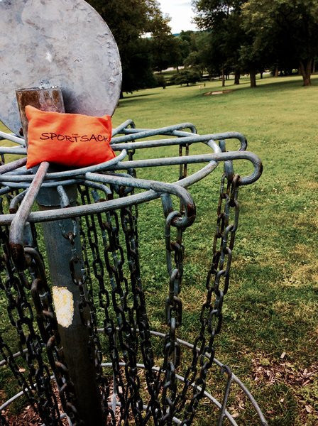 The Sport Sack Grip Sack -  - Disc 2 Basket Disc Golf Store