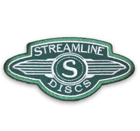 Streamline Patch - streamline accessories - Disc 2 Basket Disc Golf Store