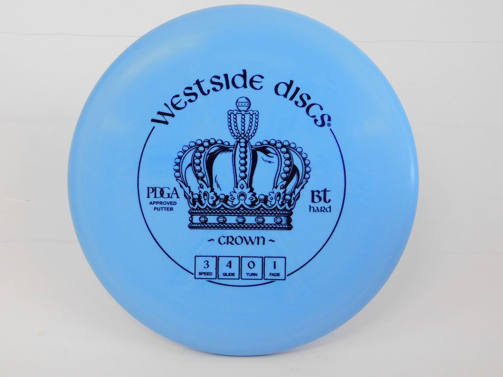 Westside Discs Crown Putter - Westside Discs Putter - Disc 2 Basket Disc Golf Store