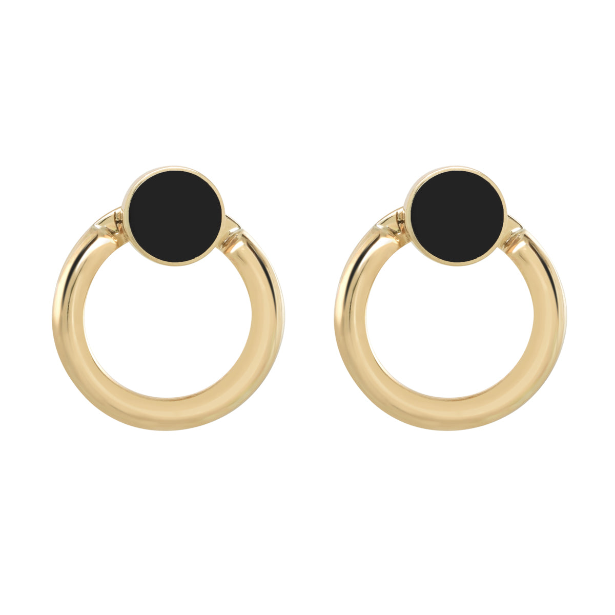 Eclipse Earrings - René Habie