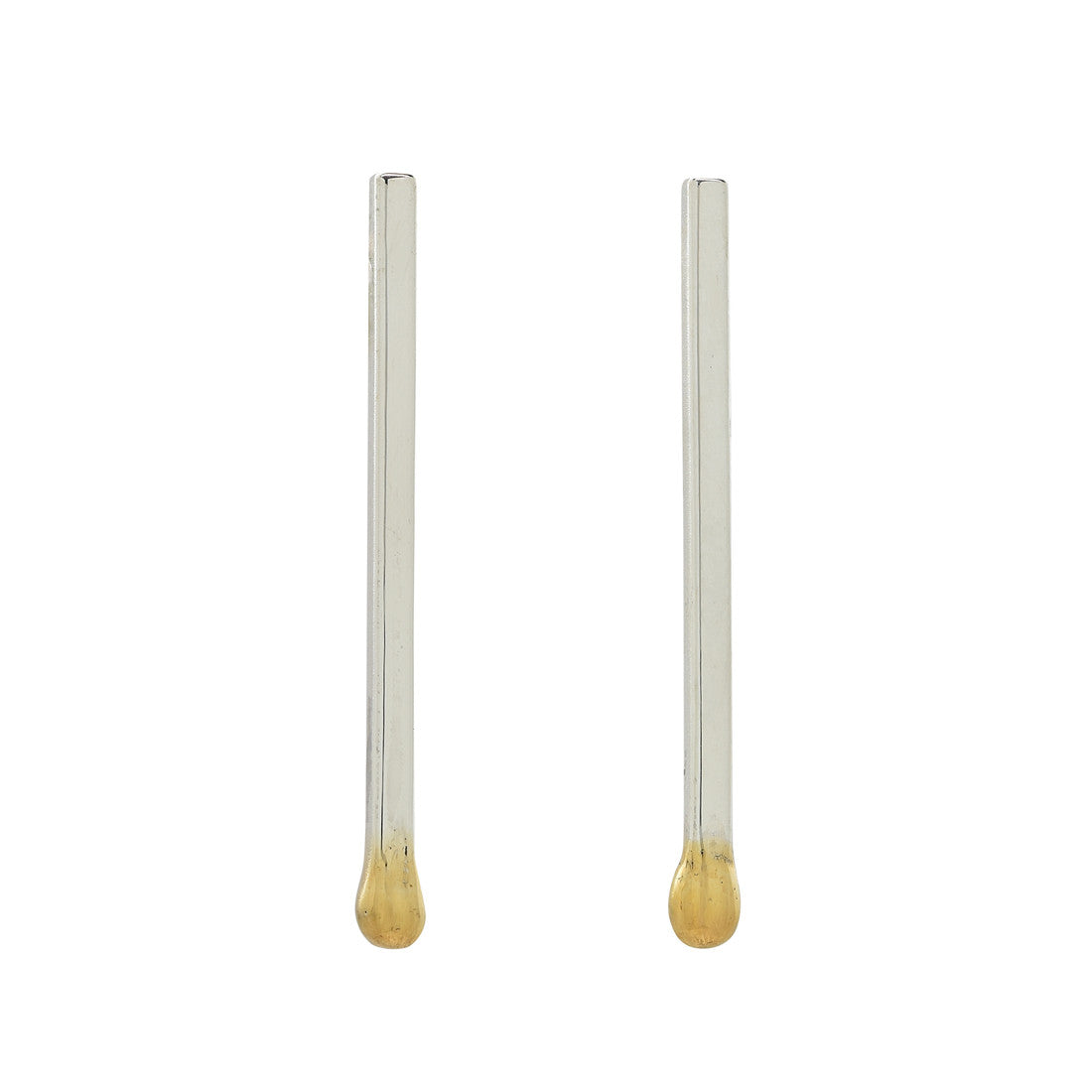 Matchstick Earrings - René Habie