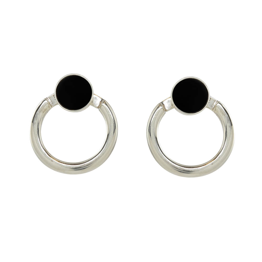 Mini Eclipse Earrings - René Habie