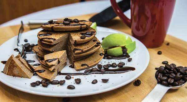 Cellucor Chocolate Coffee Protein Pancakes