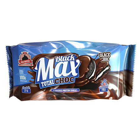 Max Protein BlackMax Protein Oreos (1 pack of 4) - Top Nutrition and Fitness Canada