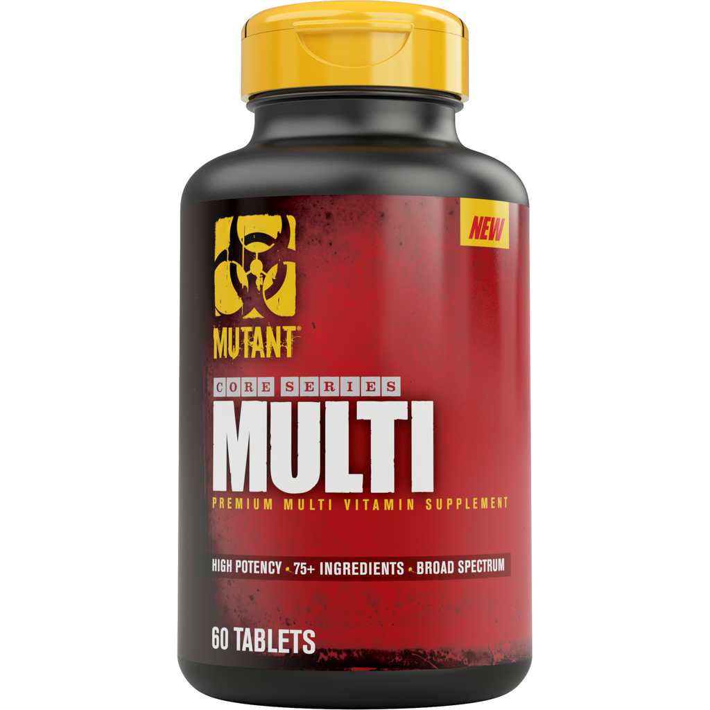 Mutant MULTI (60 tablets) - Top Nutrition and Fitness Canada