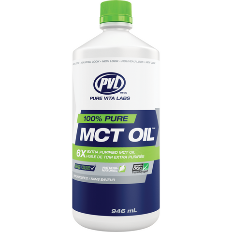 PVL MCT Oil - Top Nutrition and Fitness Canada