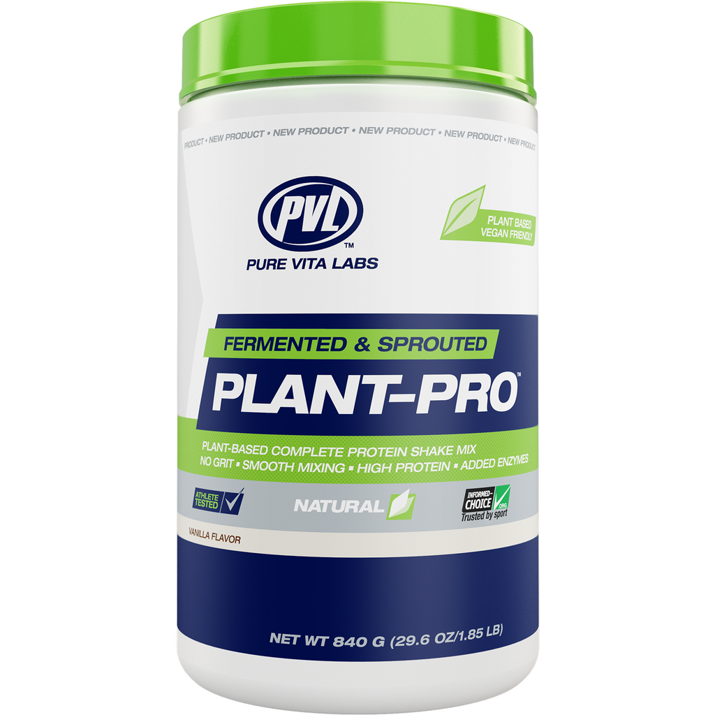 PVL Fermented & Sprouted Plant-Pro (Vegan Protein - 26 servings)