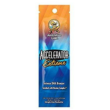 AG Accelerator Extreme Tanning Lotion (Sample) - Top Nutrition and Fitness Canada