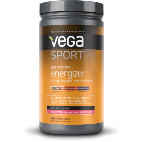 Vega Sport Energizer Pre-Workout (30 servings)