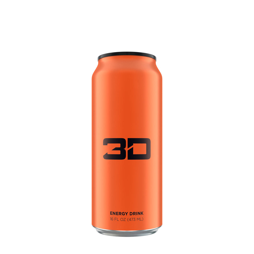 3D Energy Drink (1 can) - Top Nutrition and Fitness Canada