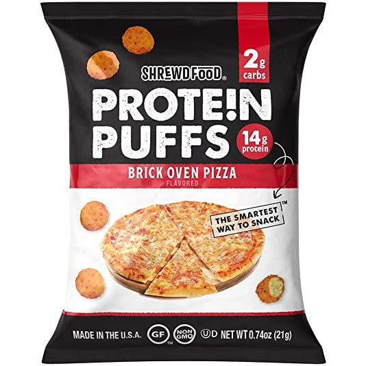Shrewd Food Protein Puffs (1 bag)