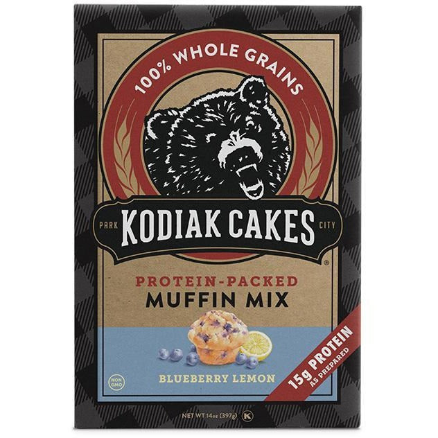 Kodiak Cakes Protein Packed Muffin Mix - Top Nutrition and Fitness Canada