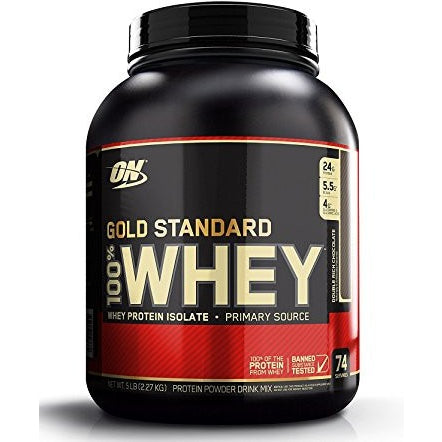 Optimum Nutrition Gold Standard Protein (5 lbs) - Top Nutrition and Fitness Canada
