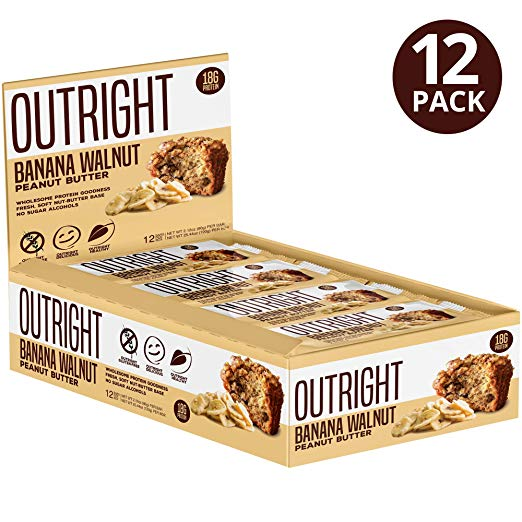 MTS Nutrition Outright Bar (Box of 12) - Top Nutrition and Fitness Canada