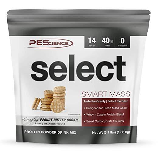 PEScience Select Smart Mass (3.7 lbs) - Top Nutrition and Fitness Canada