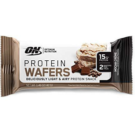 Optimum Nutrition Protein Wafers (1 pack of 2 wafers) - Top Nutrition and Fitness Canada