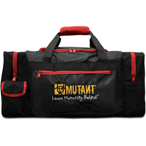 Mutant Gym Bag - Top Nutrition and Fitness Canada