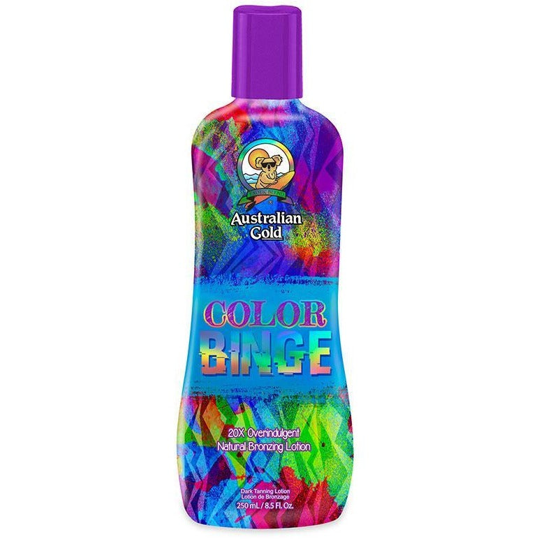 Australian Gold Color Binge Tanning Lotion
