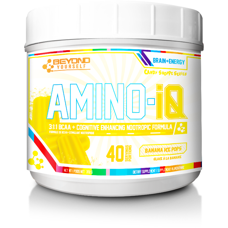 Beyond Yourself AminoIQ (40 servings) - Top Nutrition and Fitness Canada