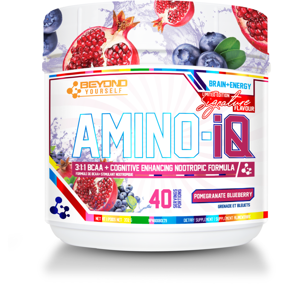 Beyond Yourself AminoIQ (40 servings)