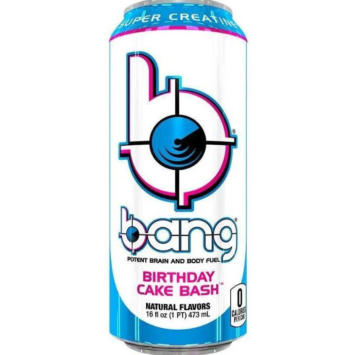 Bang Energy Drink (1 can) - Top Nutrition and Fitness Canada