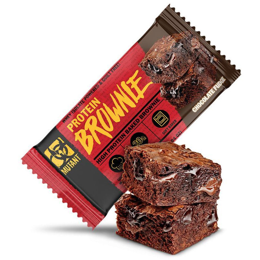 Mutant Protein Brownie (1 bar) - Top Nutrition and Fitness Canada