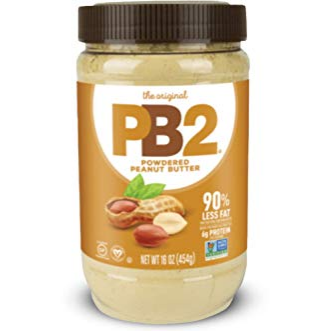 PB2 Powdered Peanut Butter (1 LB) - Top Nutrition and Fitness Canada