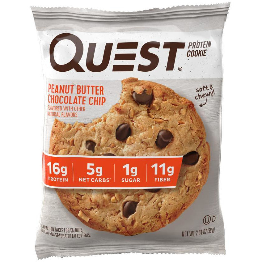 Quest Protein Cookie (1 Cookie) - Top Nutrition and Fitness Canada