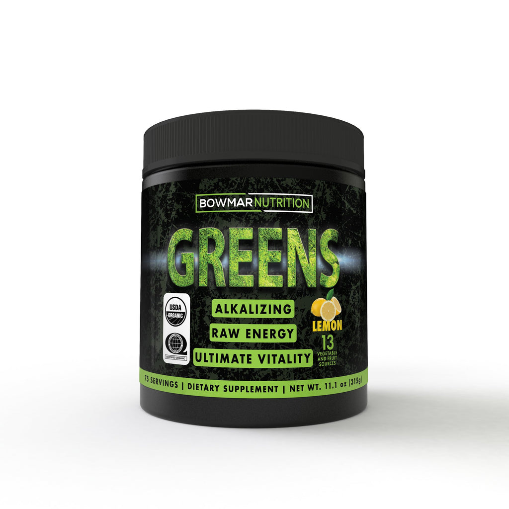 Bowmar Nutrition Greens (100 servings)
