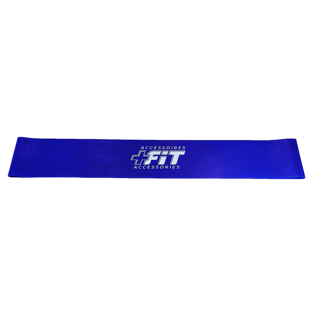 12″ Mini Resistance Band – Blue - Top Nutrition and Fitness Canada