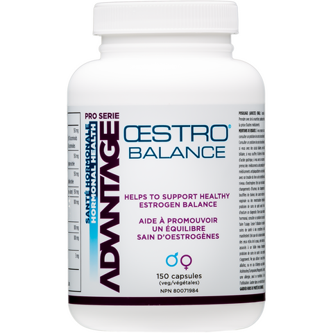 BNI Advantage Oestro Balance (150 capsules) - Top Nutrition and Fitness Canada