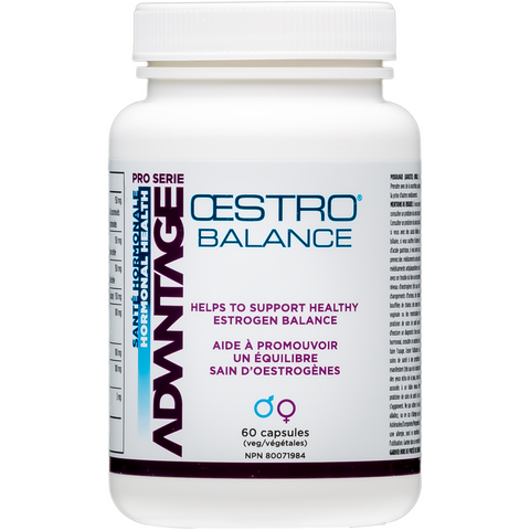 BNI Advantage Pro Serie Oestro Balance Women (60 capsules) - Top Nutrition and Fitness Canada