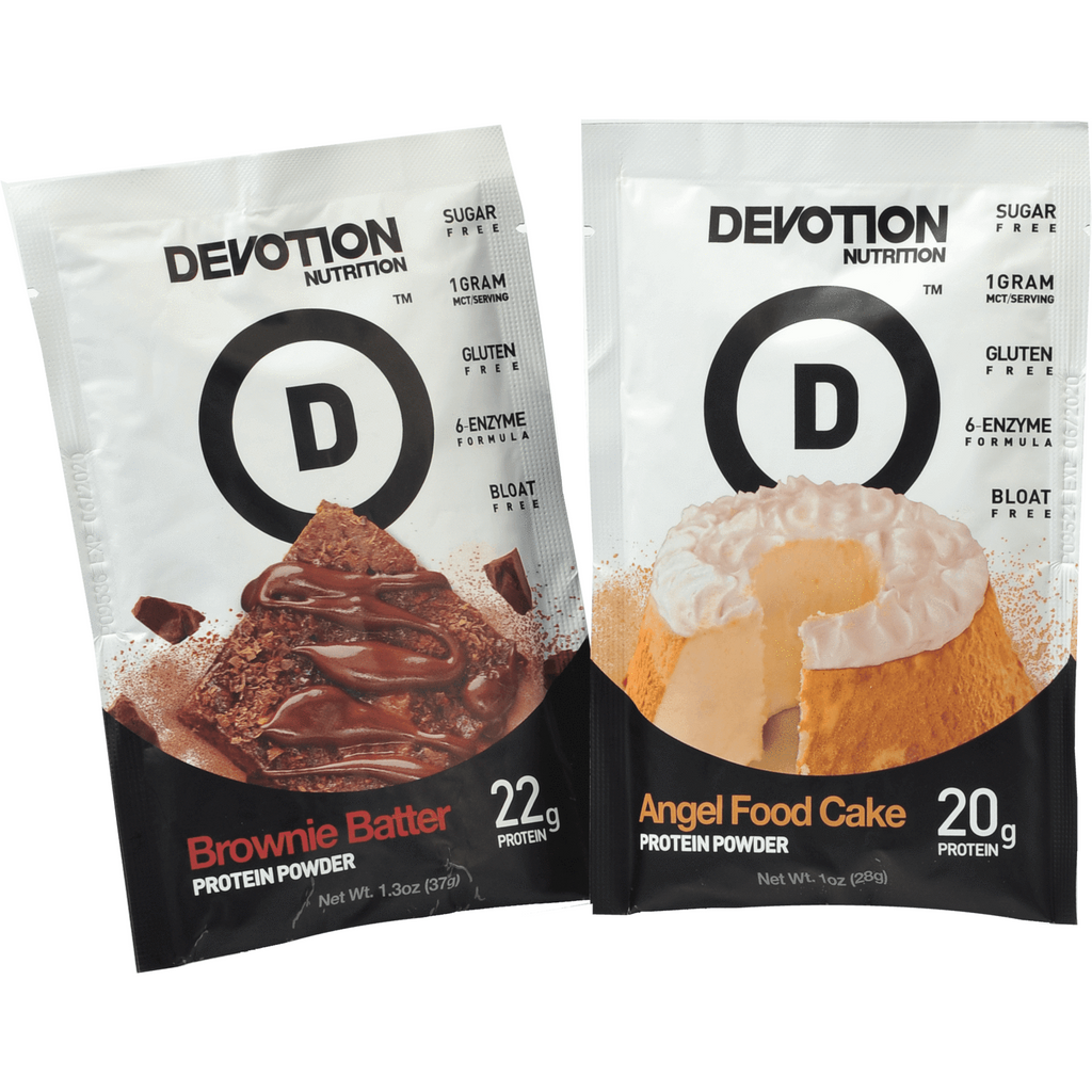 Devotion Protein Powder (1 Serving) - Top Nutrition and Fitness Canada