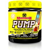 Mammoth Pump Pre-Workout (30 servings) - Top Nutrition and Fitness Canada