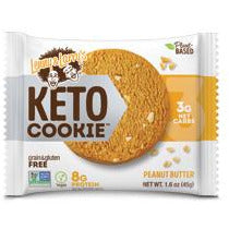Lenny & Larry's KETO Vegan Protein Cookie (1 cookie) - Top Nutrition and Fitness Canada