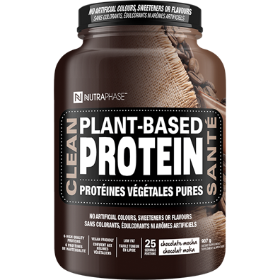 Nutraphase Plant-Based Protein (25 servings) - Top Nutrition and Fitness Canada
