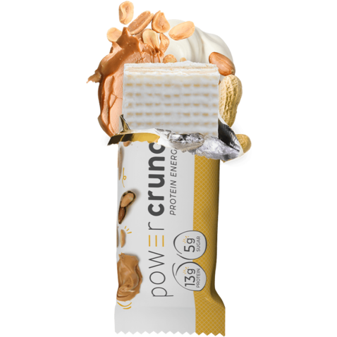 Power Crunch Protein Bar (1 bar) - Top Nutrition and Fitness Canada