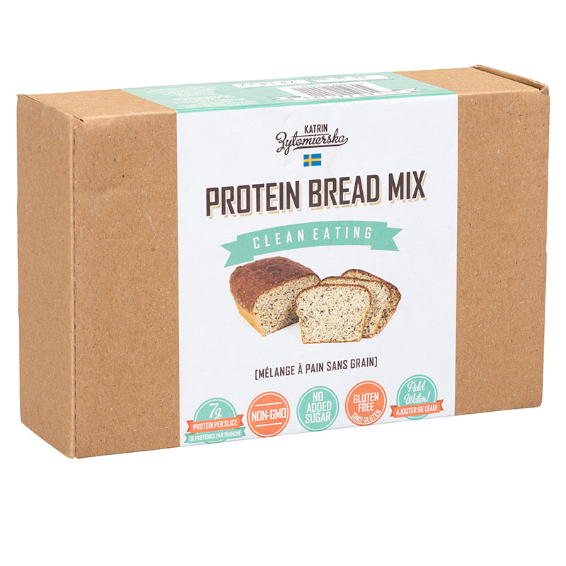 KZ Clean Eating Grain-Free KETO Protein Bread Mix