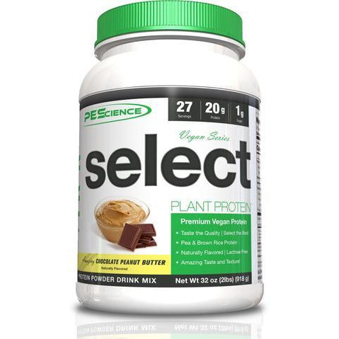PEScience Select Vegan Protein (27 servings)