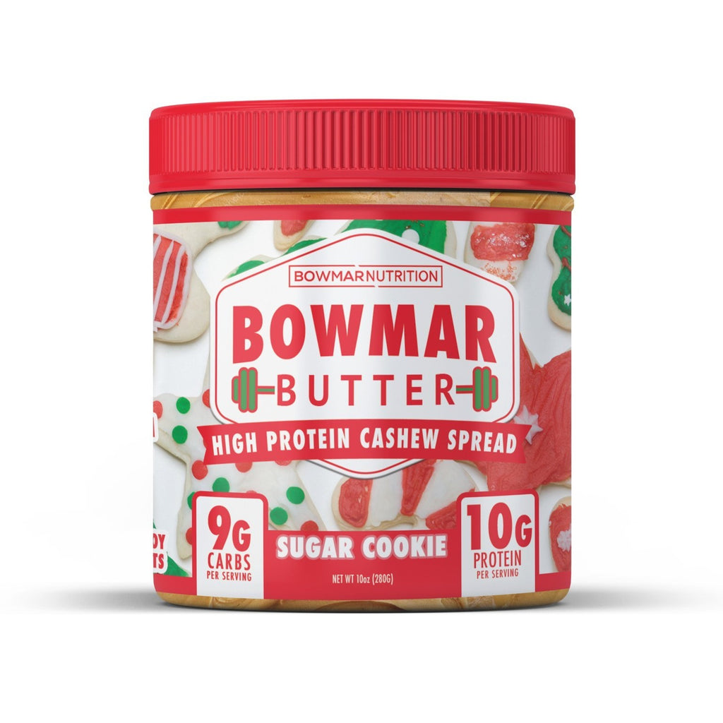 Bowmar Butter High Protein Spread