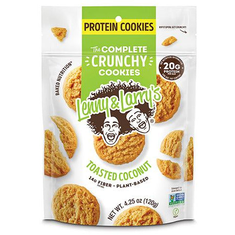 Lenny & Larry's The Complete Crunchy Cookies (1 bag - snack size)