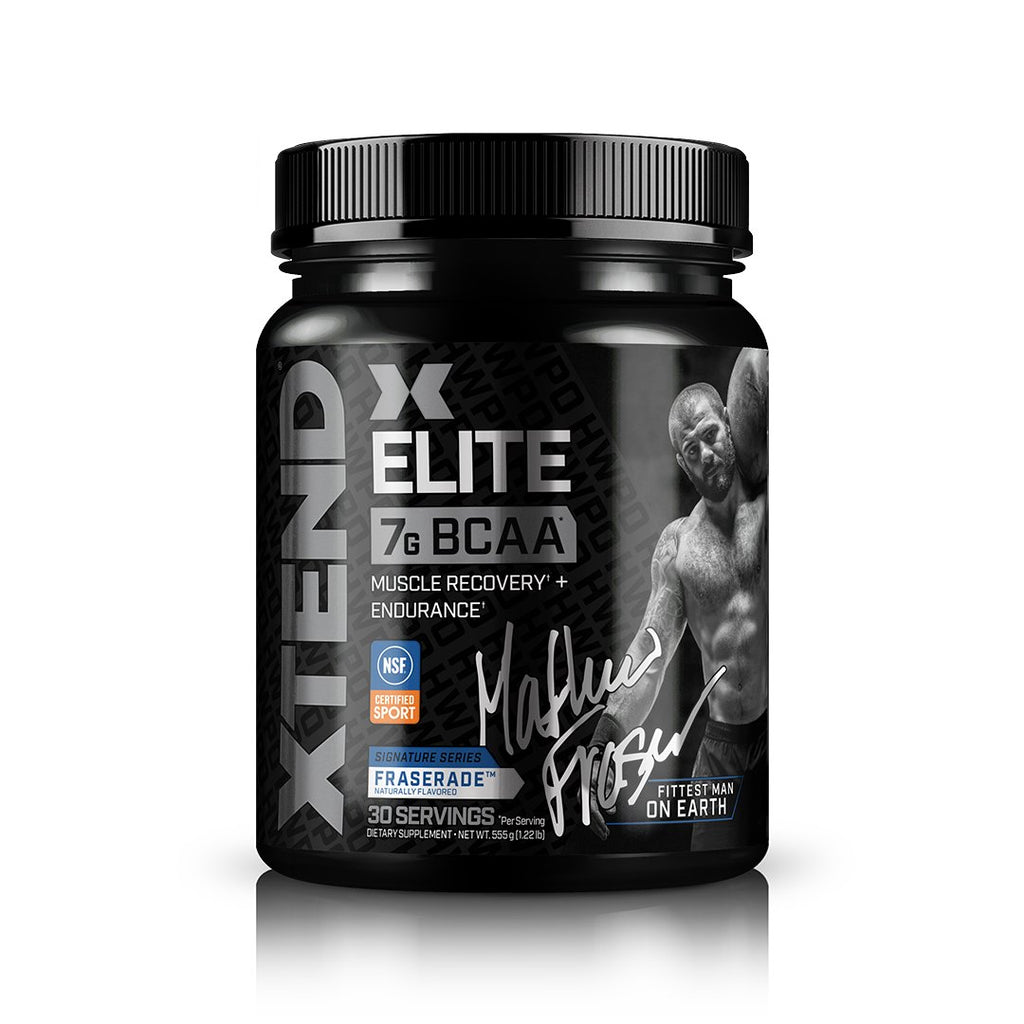 Scivation Xtend Elite BCAAs (25 servings) - with Citrulline & Beta Alanine