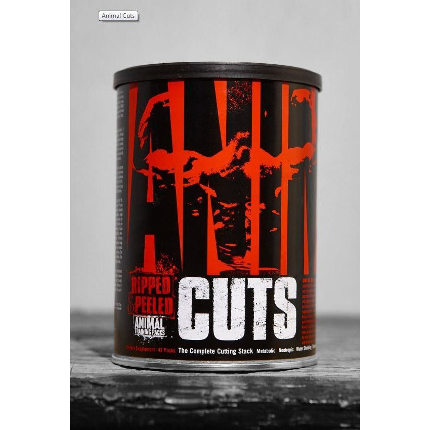 Animal CUTS Fat Burner (42 PAKS) - Top Nutrition and Fitness Canada