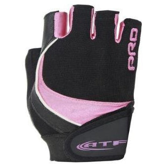 ATF Pro Women's Training Gloves (Pink) - Top Nutrition and Fitness Canada