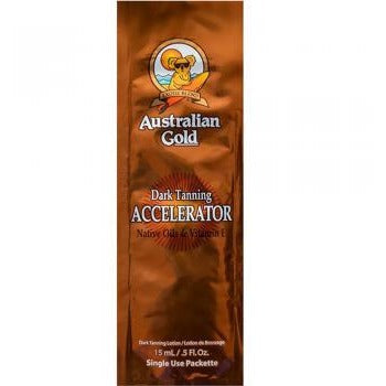 Australian Gold Dark Tanning Acceleration (1 use) - Top Nutrition and Fitness Canada
