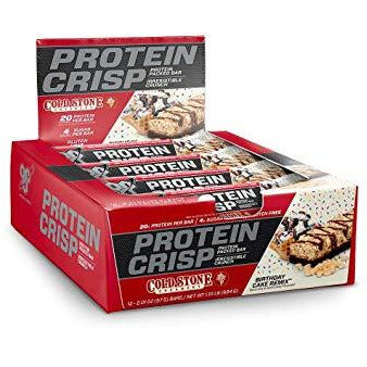 Syntha-6 Protein Crisp Bars (Box of 12)