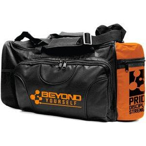 Beyond Yourself Gym Bag - Top Nutrition and Fitness Canada